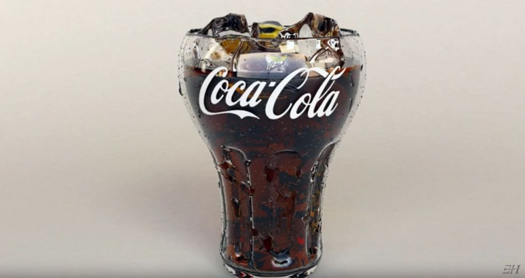 3d max cola glass modeling texturing lighting tutorial for Tutorial 3d max