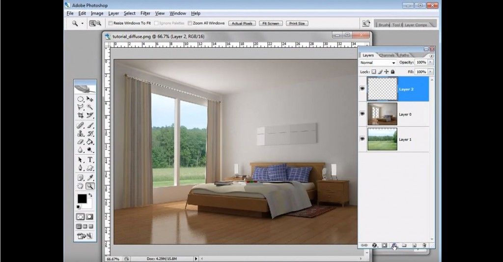 interior lighting rendering tutorial vray 3ds max