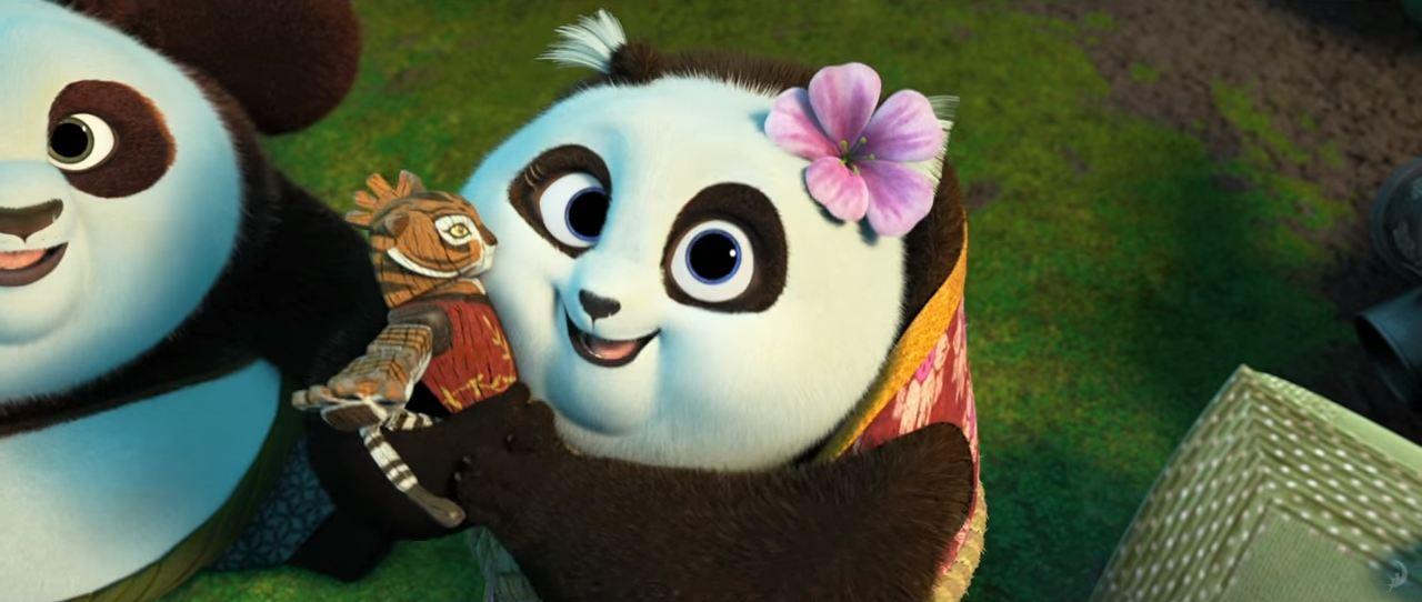 Kung Fu Panda 3 Official Trailer