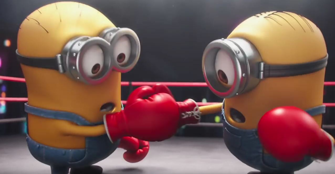 MINIONS Competition Mini Movie