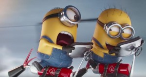 MINIONS The Competition Movie