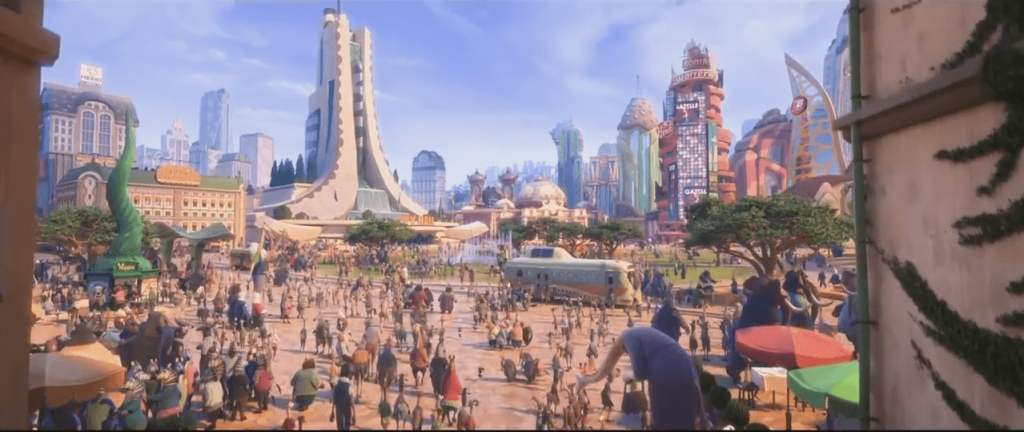 ZOOTOPIA Official Trailer 01