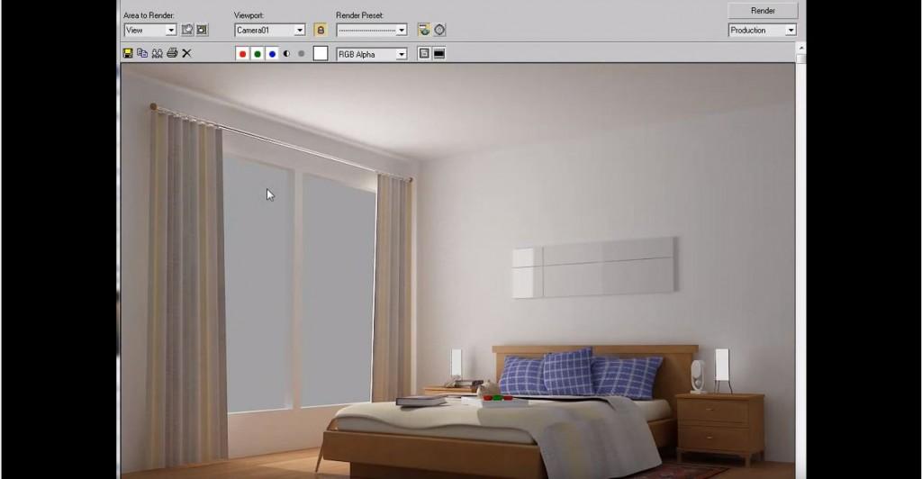 Interior Lighting Rendering Tutorial Vray 3DS Max