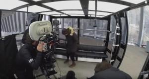 James Bond Spectre Behind Scene