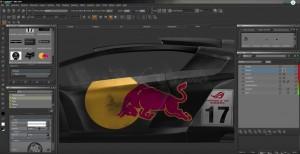Lamborghini Veneno - Maya and Vray 03 - Animation studios in pune SVFX