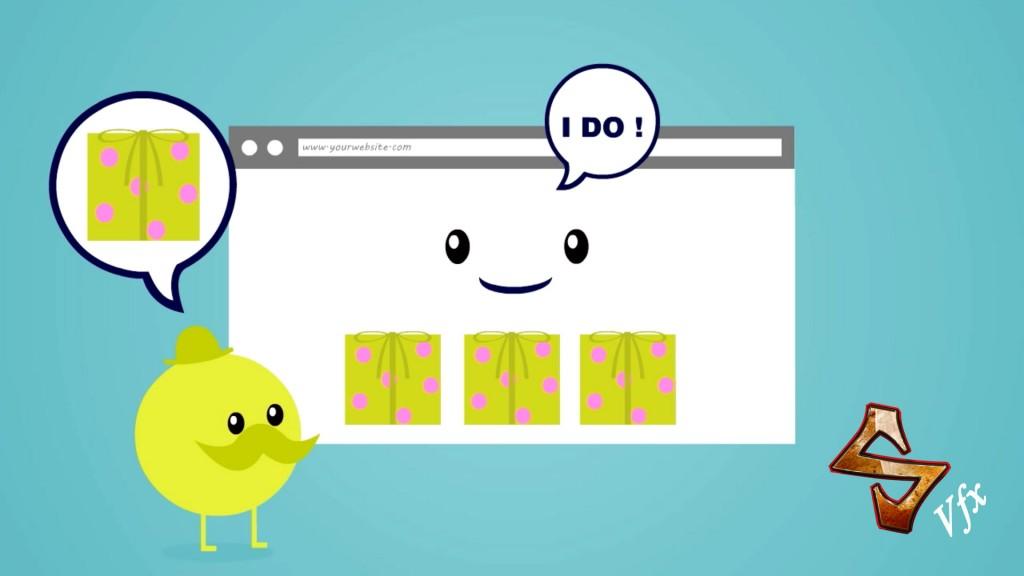Application Introduction Video - SVFX Animation Studio Pune