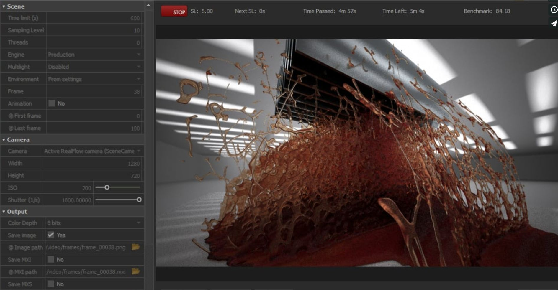 SVFX Animation studio Tuts RealFlow 2015 Maxwell Render integration enhancements