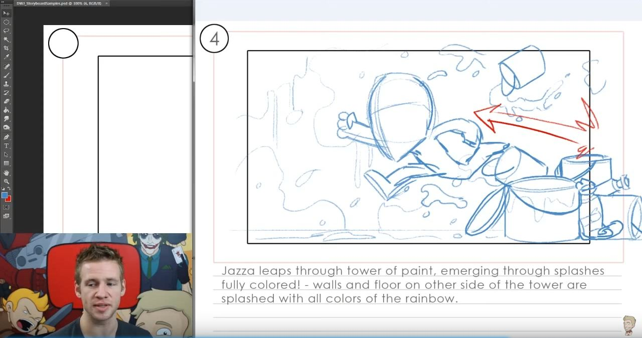 Storyboard How to Make and Use storyboarding Tutorial