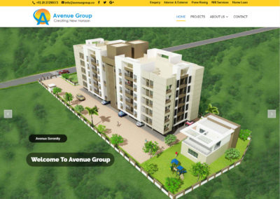 Web Design And Development Project Avenue Group