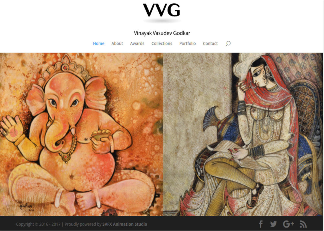 Web Design And Development Project vvgodkar