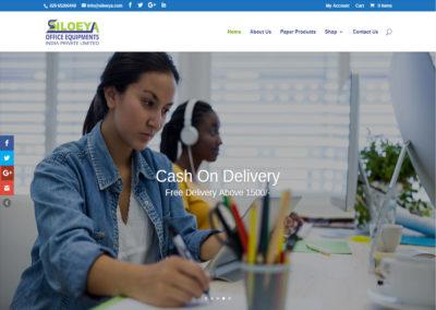 Web Design And Development Project Siloeya