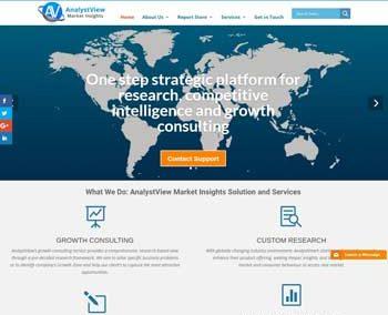 Web Design And Development Project AnalystView Market Insight