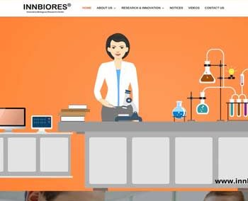 Web Design And Development project Innbiores