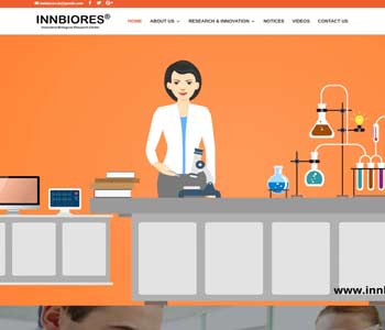 Web Design And Development project Innbiores