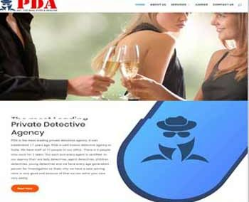 Web Design And Development Project Pune Detective Agency